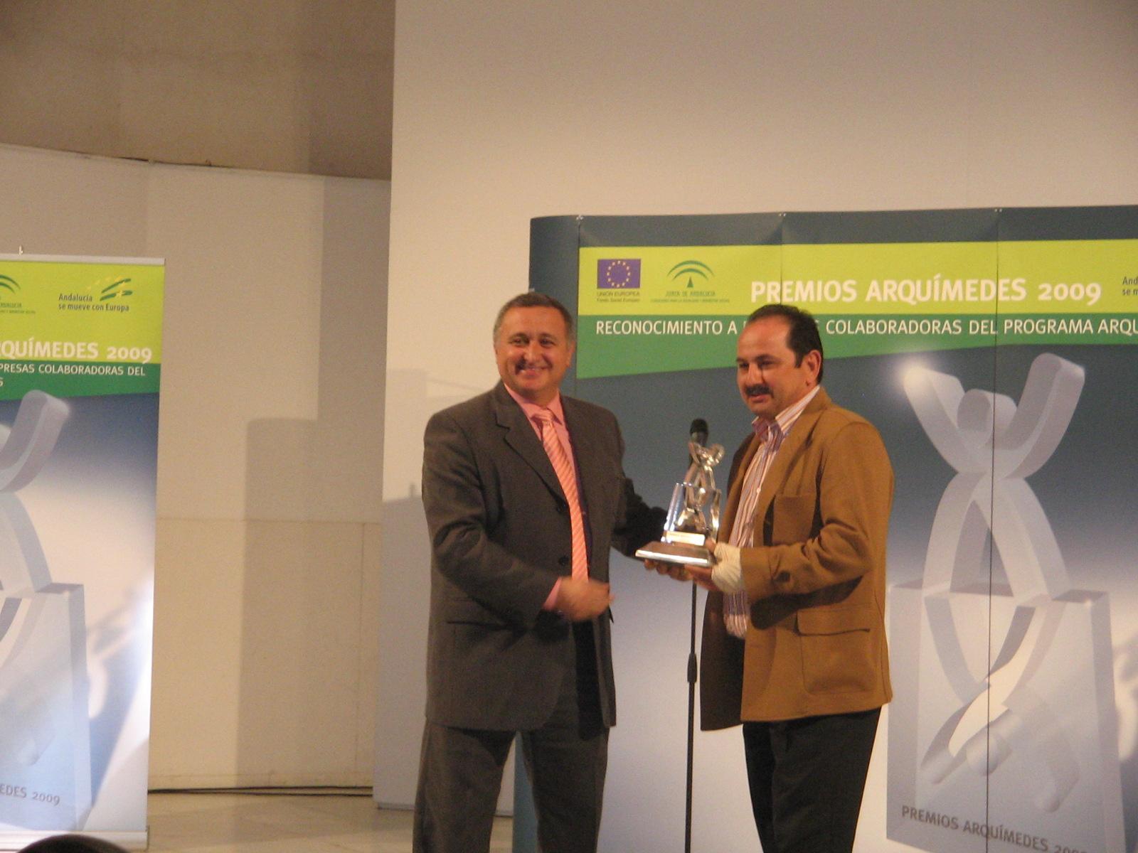 PREMIOS ALQUÍMIDES 2009